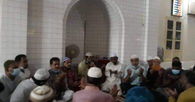 খালেদা জিয়ার ১৪তম কারামুক্তি দিবসে টাঙ্গাইলে দোয়া মাহফিল